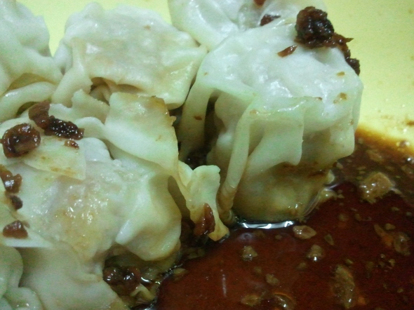 Siomai, one of my comfort food.