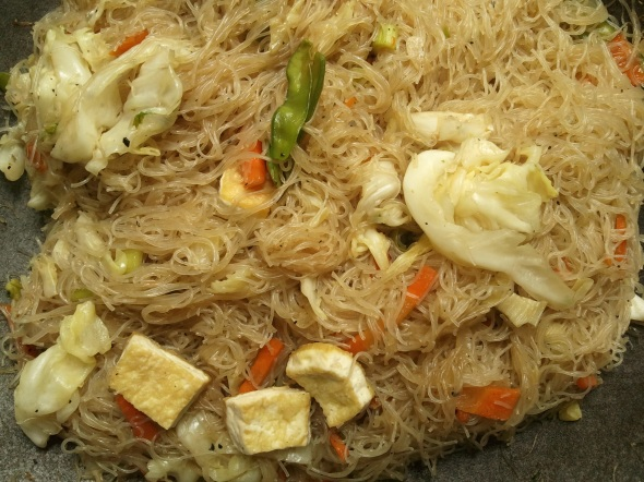 A healthier and more tasty version of my Healthy Vermicelli.